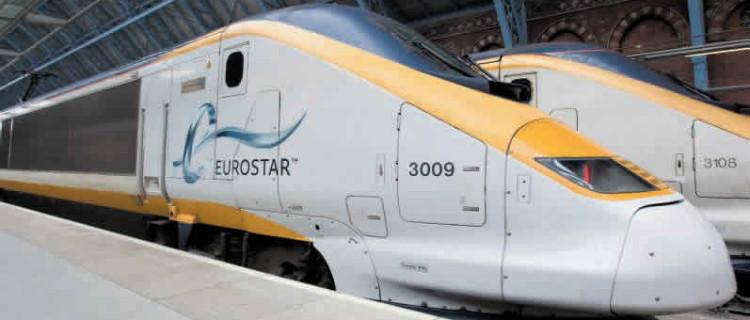 La modernisation du parc et la prochaine ouverture de la ligne Londres - Amsterdam entraîne la disparition de ces rames TMST. (
