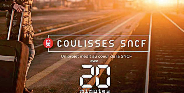 les coulisses de la SNCF