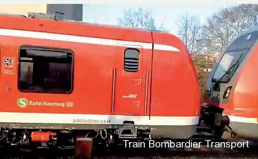 Train Bombardier Transport
