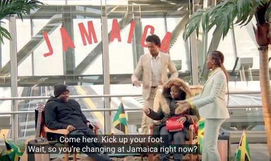 New York metro jamaique
