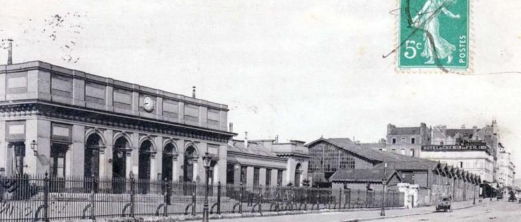 Ancienne gare Saint-Sever, Rouen