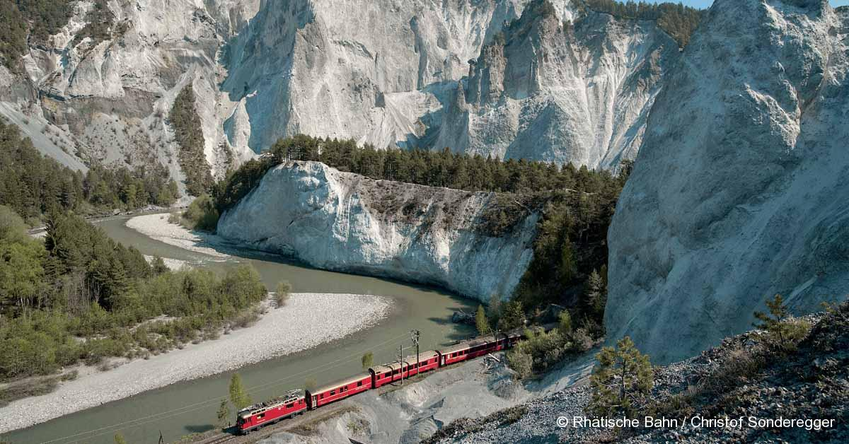 © Rhätische Bahn / Christof Sonderegger