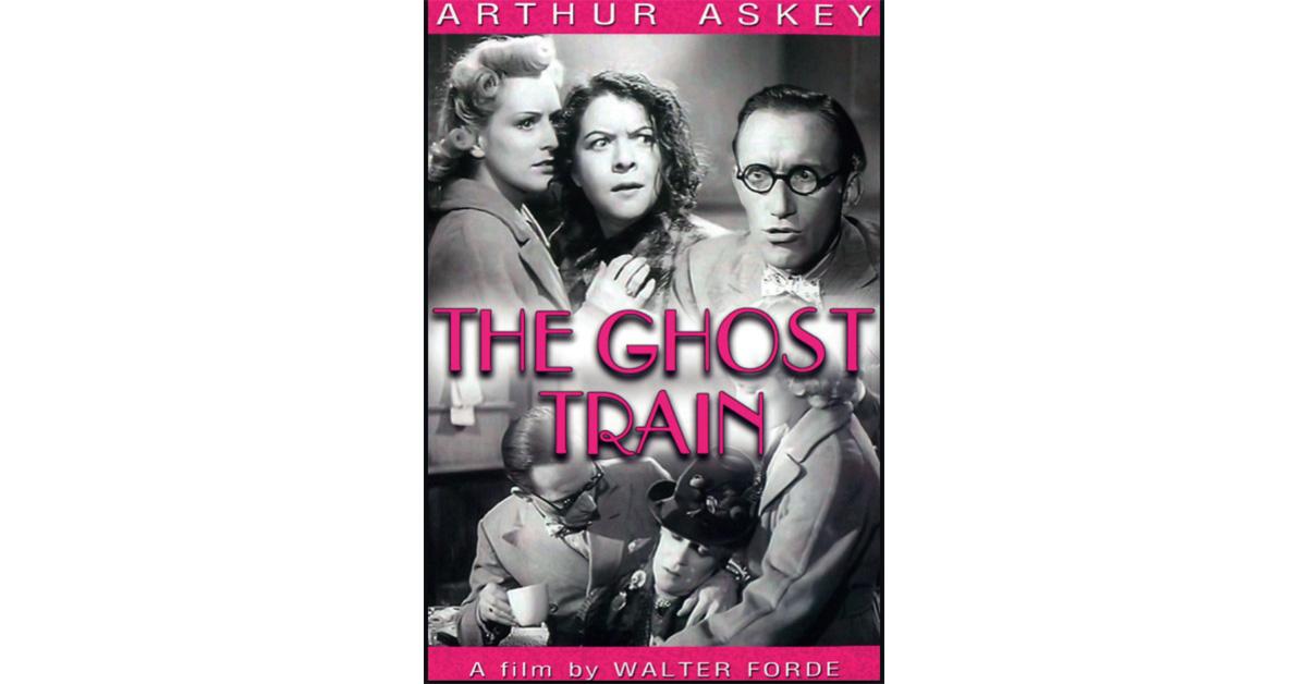 Le Train fantôme de Walter Forde (1941)