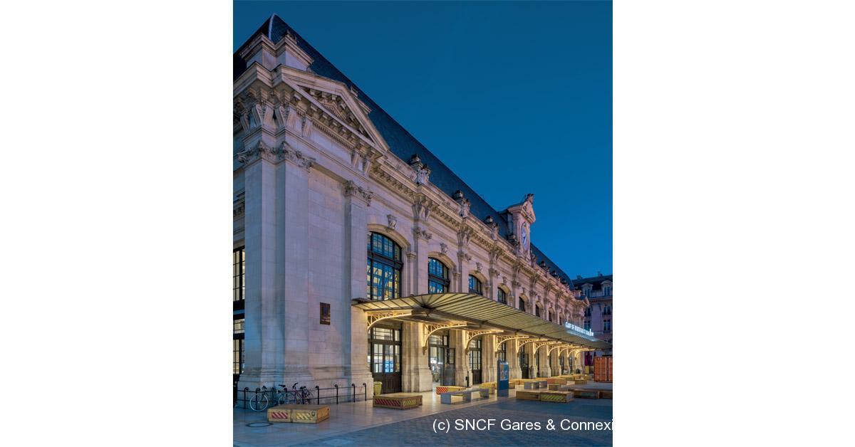 (c) SNCF Gares & Connexions/AREP - Didier Boy de la Tour