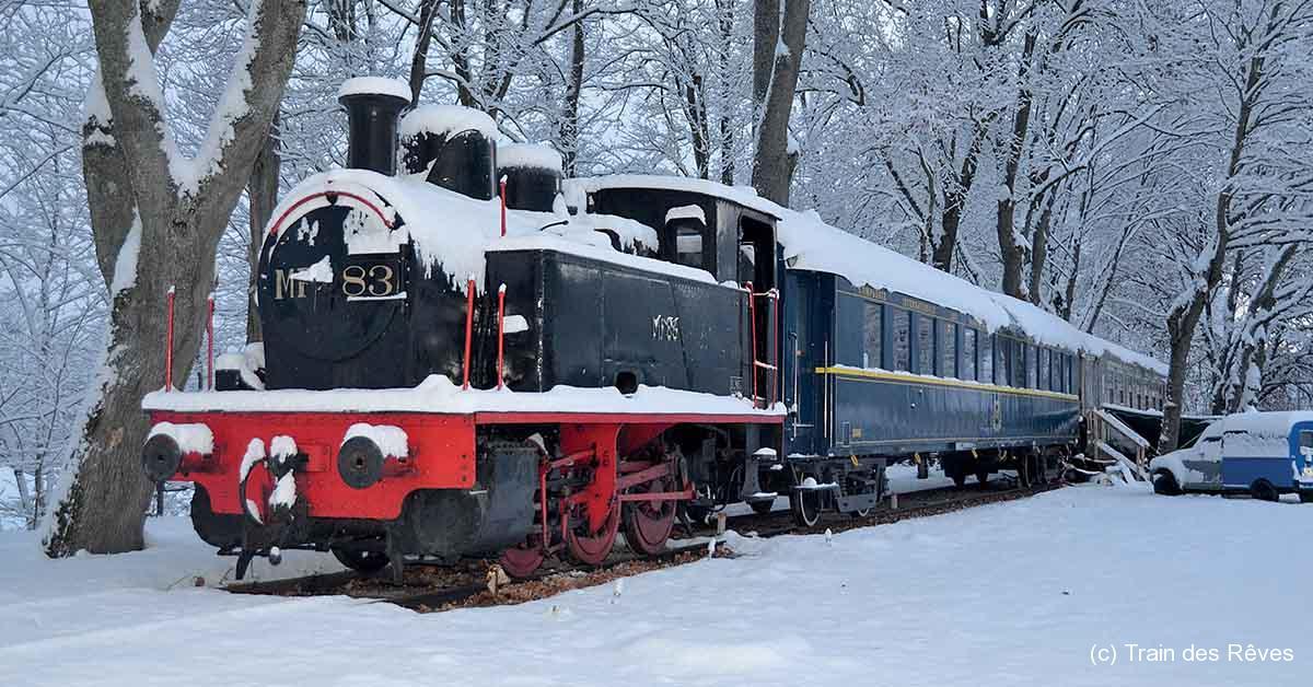 (c) Train des Rêves