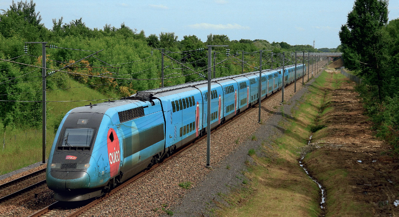 Les ouigo 2 arrivent rail passion for Interieur ouigo