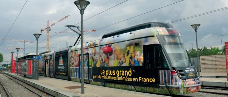 tram Rhônexpress