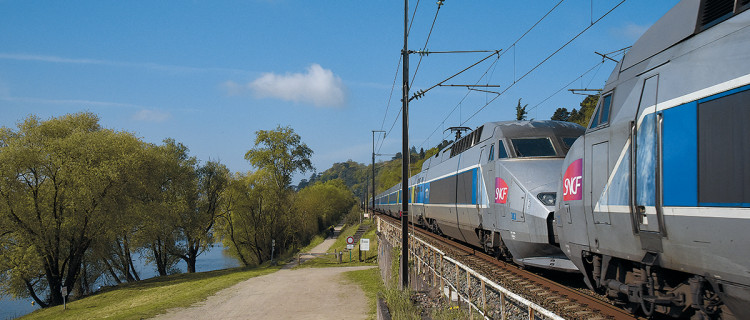Rencontres train