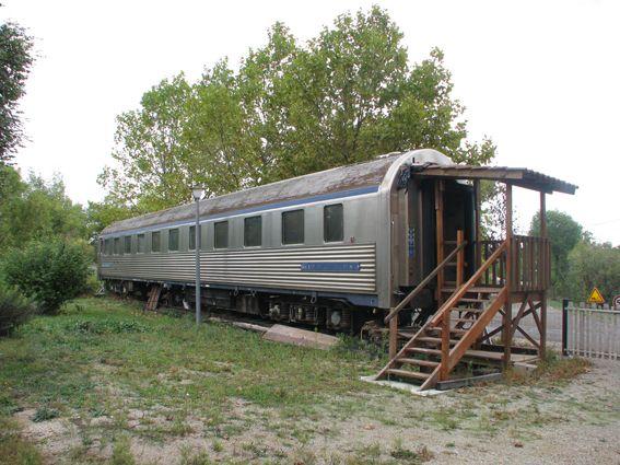 A vendre une voiture des wagons lits datant du plan marshall rail passion - Wagon de train a vendre occasion ...