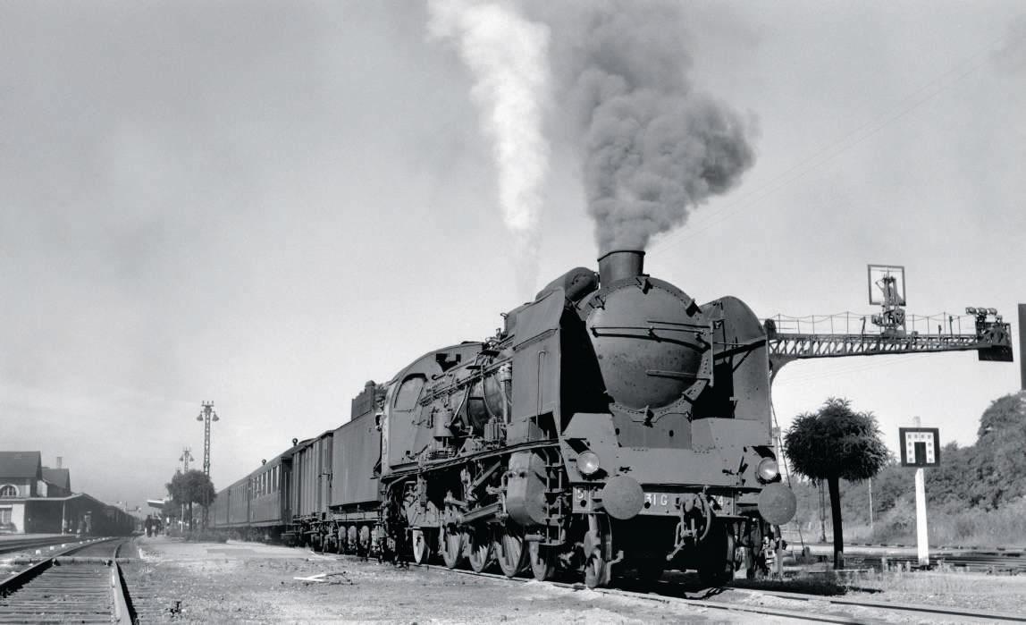 Locomotive vapeur PLM 231 G