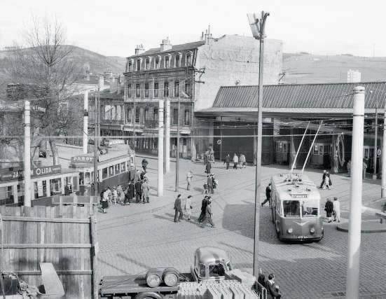 Tramway Depot Bellevue