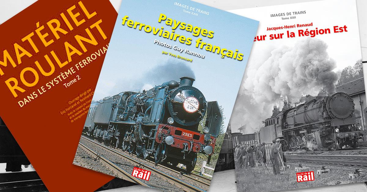 Souscription livres ferroviaires