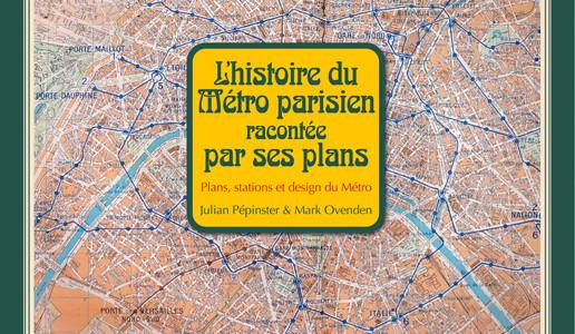 Histoire du metro parisiens, plans