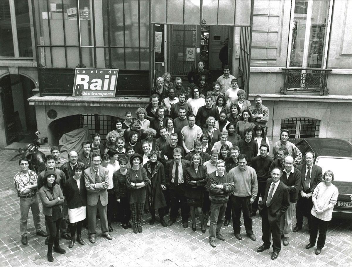 La Vie du Rail années 80