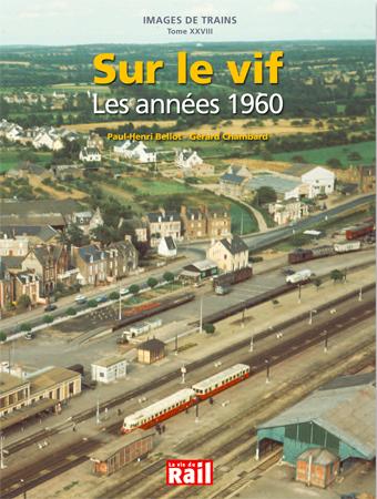 Vapeur - autorail - Livre 1960