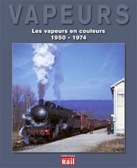 Les locomotives vapeurs en couleur