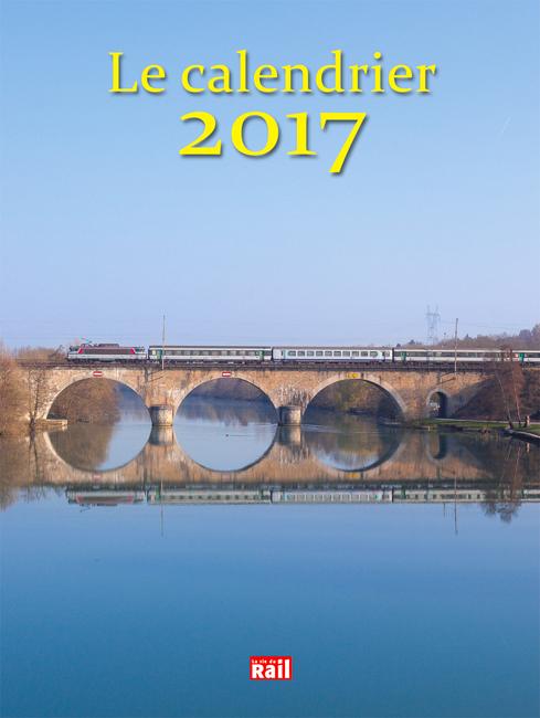 Calendrier ferroviaire 2017