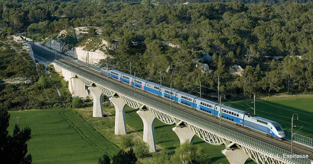 TGV Paris-Lyon