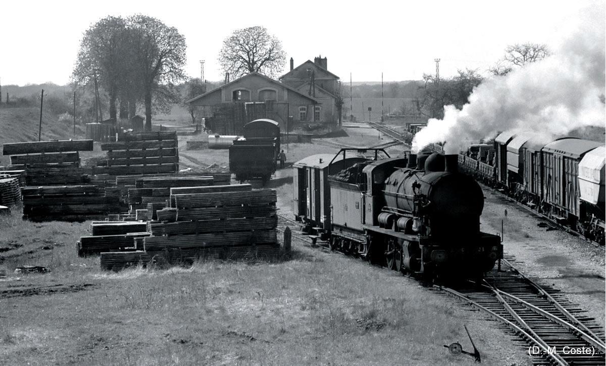 Locomotive vapeur 140 C