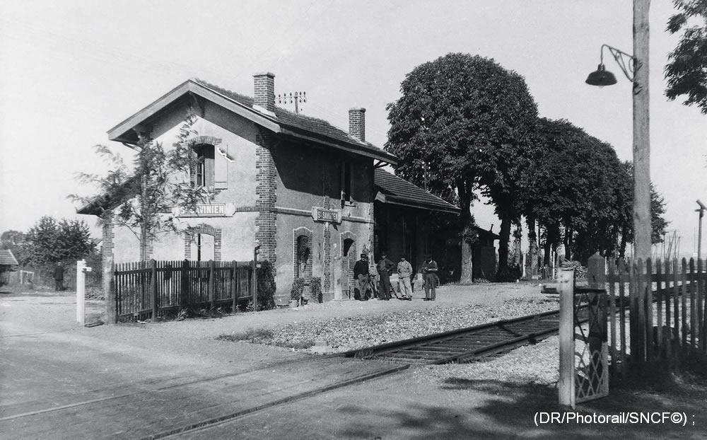 halte de Saint-Savinien