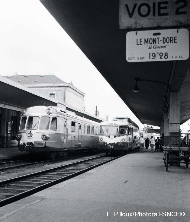 Cévenol Marseille – Vichy Panoramique X 4200