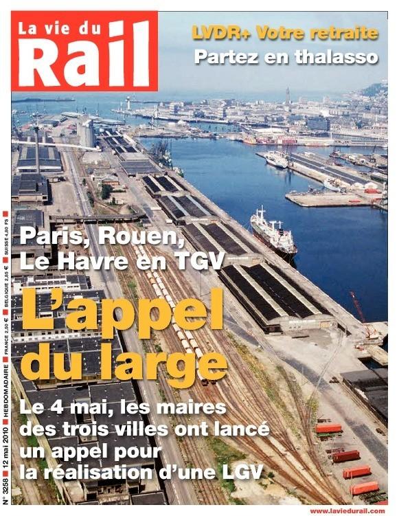 La Laviedurail Rail Hebdo Du Vie N°3258 9ED2WHI