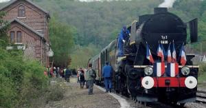 © SP Chemin de fer touristique de la Vallée de l'Aa