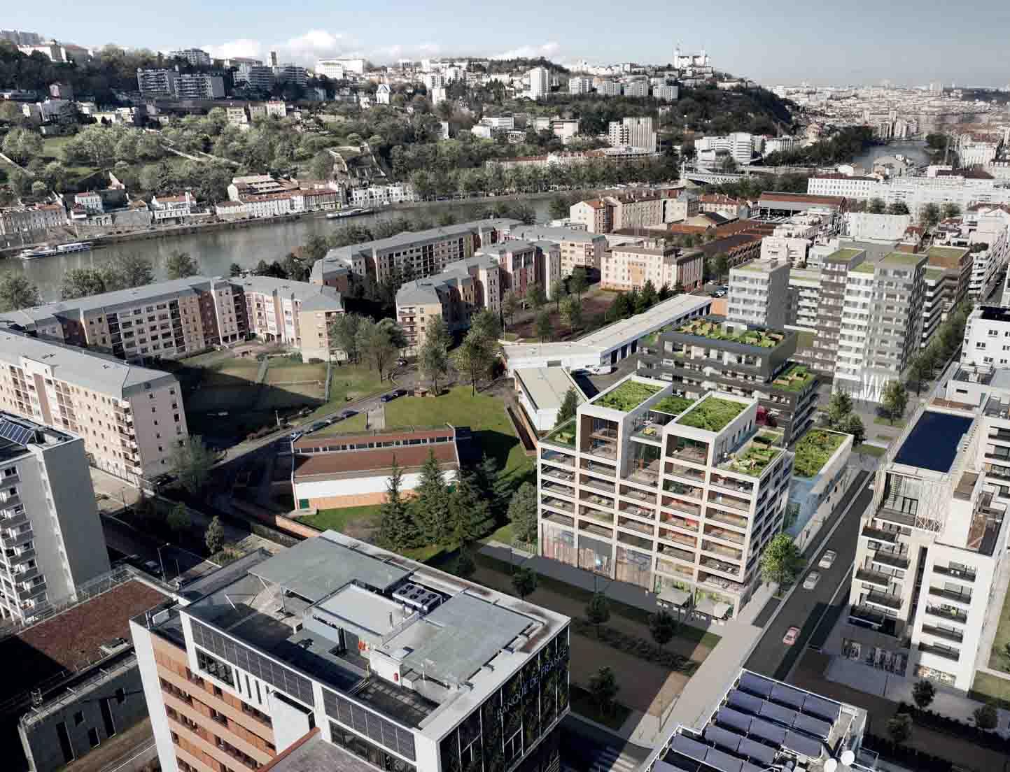 La nouvelle société, La Foncière, regroupera 135 immeubles appartenant au groupe SNCF via la filiale Novedis. L'opération porte sur 4100appartements sur les 7100 qu'administre Novedis au sein d'ICF Habitat. Ils sont situés en Île-de-France mais aussi dans d'autres grandes villes de province.