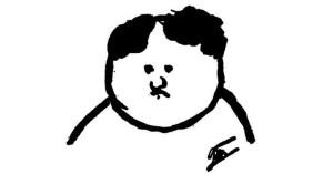 Portrait dessiné de Pawlowski (DR).