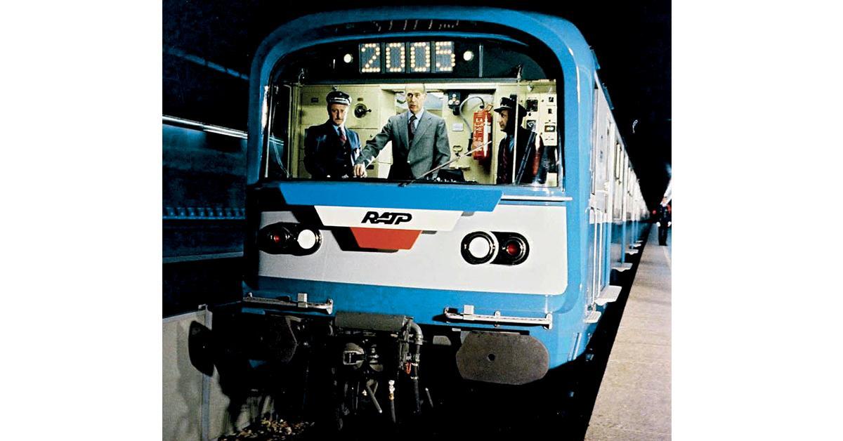 (c) G. Gaillard/RATP