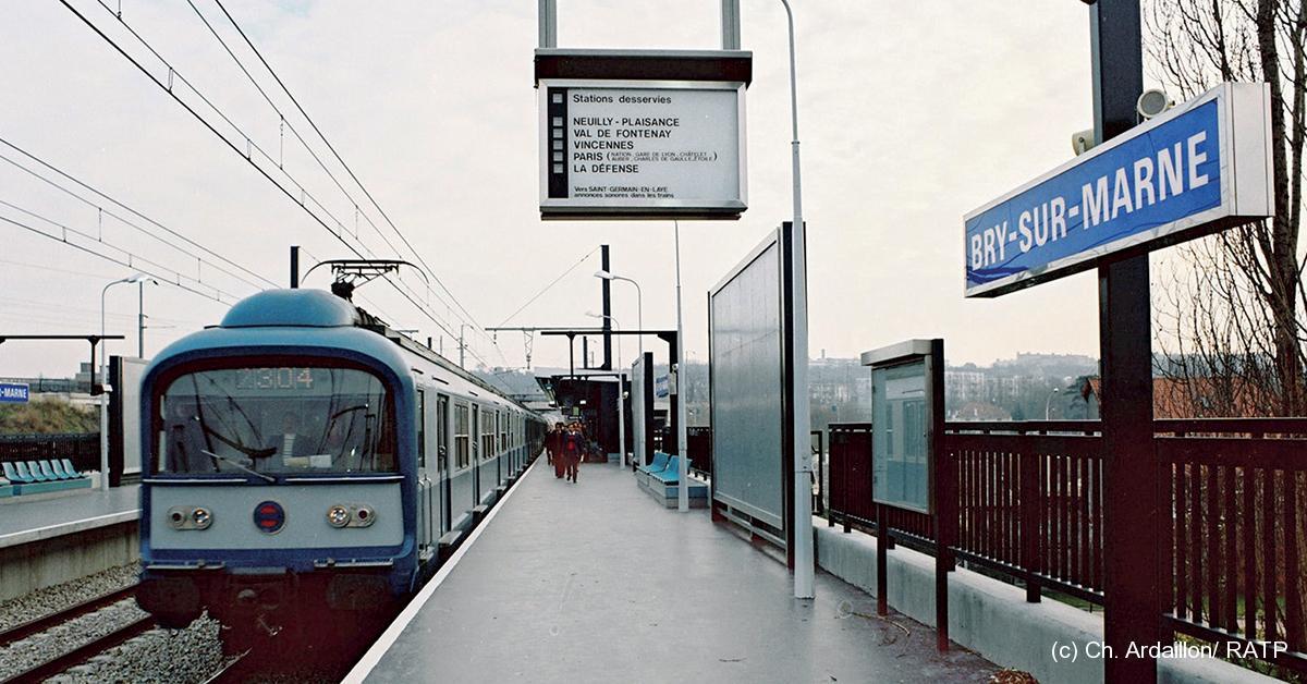 (c) Ch. Ardaillon/ RATP