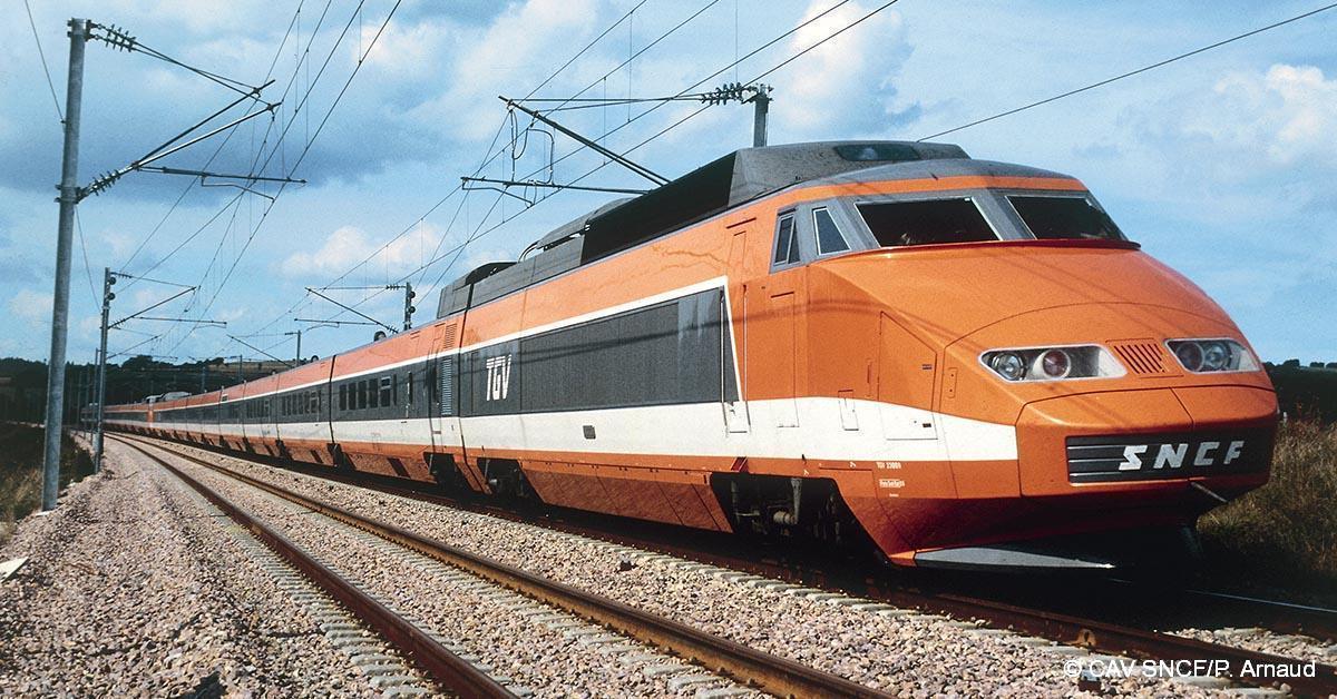 © CAV SNCF/P. Arnaud