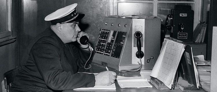 ©décembre 1958 ; F. Fénino/Photorail