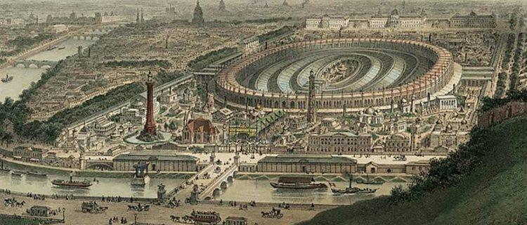 © J. Gauthier, Les Curiosités de l'Exposition, 1867