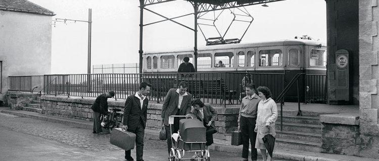 © août 1958 ; F. Fénino/Photorail