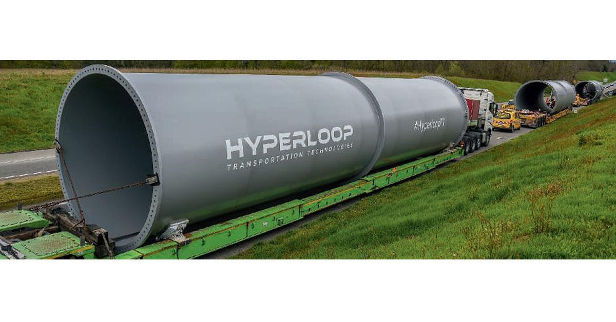 © Hyperloop T.T