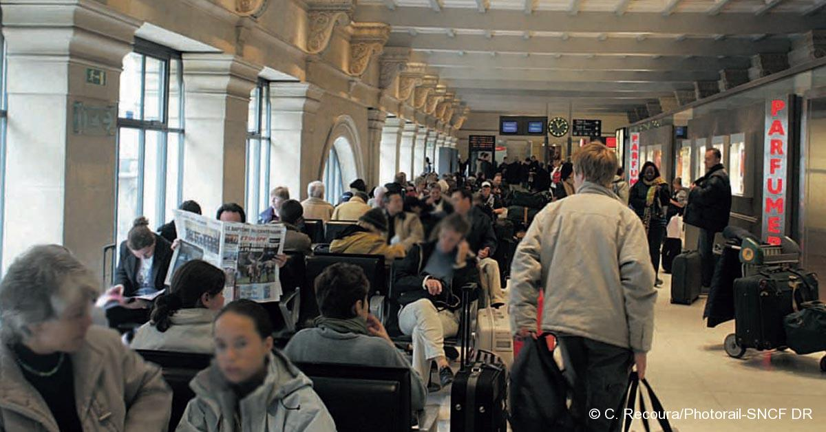 © C. Recoura/Photorail-SNCF DR