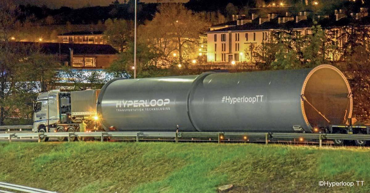 ©Hyperloop TT