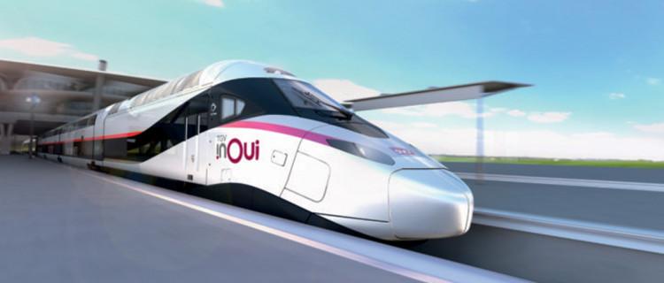 Si la longueur du futur TGV est inchangée (200 mètres), les progrès dans la motorisation permettent, pour la première fois, des motrices plus courtes. On gagne environ cinq mètres sur chacune des deux motrices.