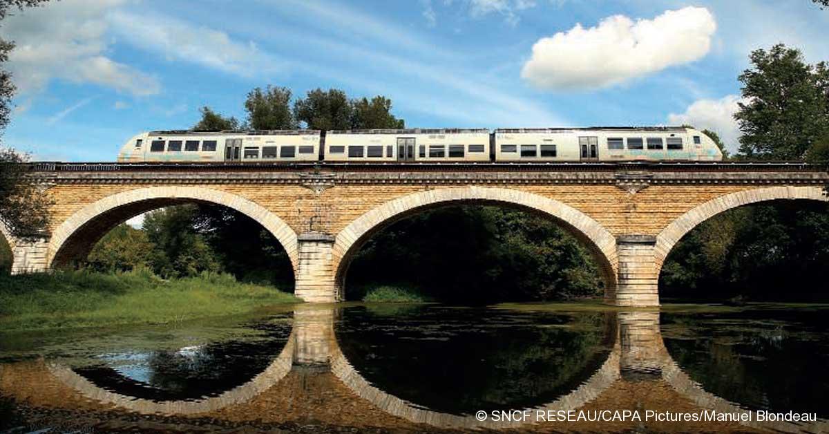 © SNCF RESEAU/CAPA Pictures/Manuel Blondeau