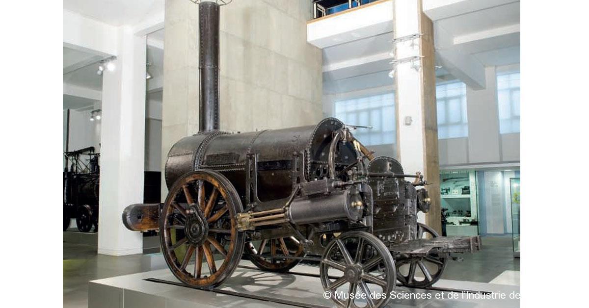 © Musée des Sciences et de l'Industrie de Manchester