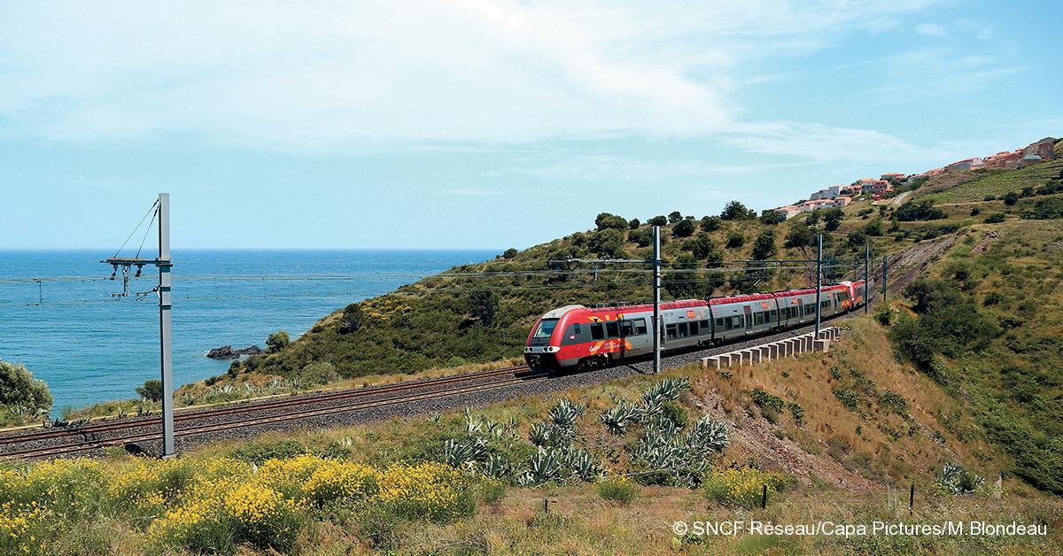 © SNCF Réseau/Capa Pictures/M.Blondeau