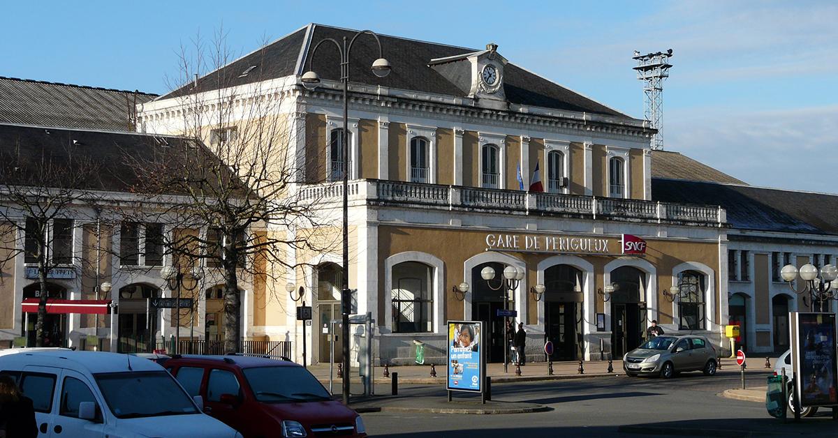 Gare de Périgueux