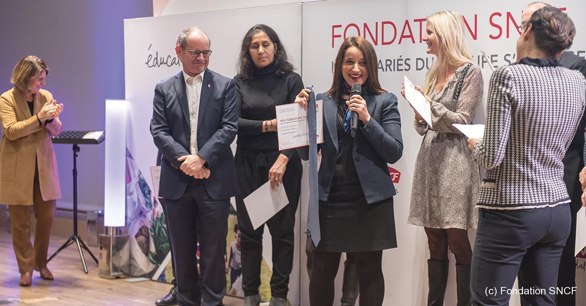 (c) Fondation SNCF
