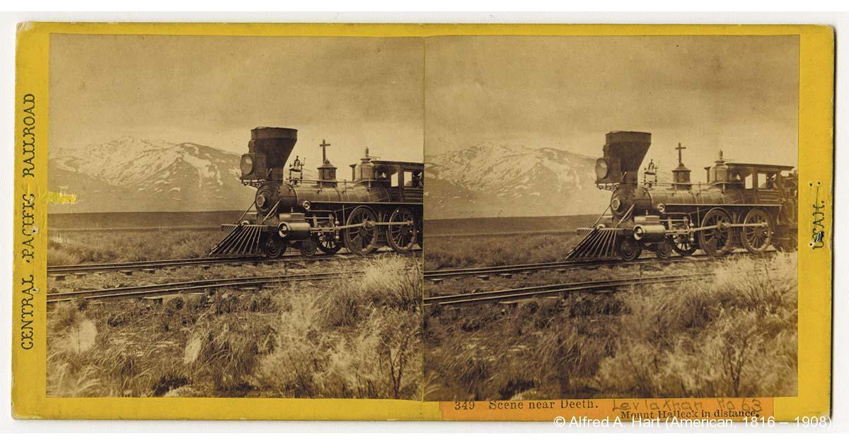 © Alfred A. Hart (American, 1816 – 1908),