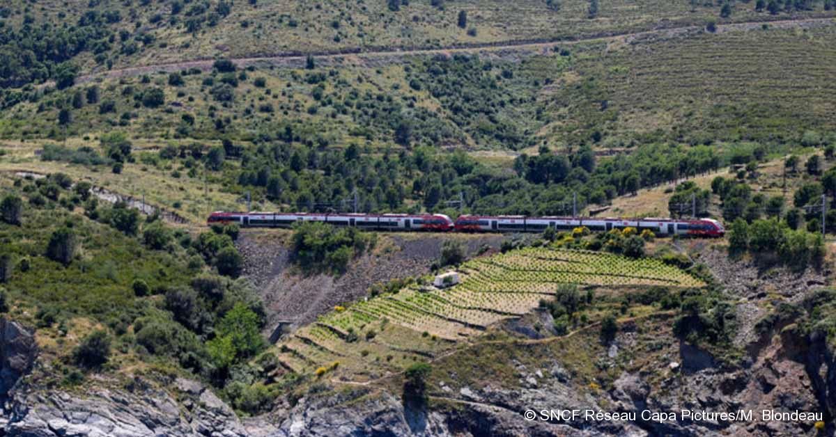 © SNCF Réseau Capa Pictures/M. Blondeau