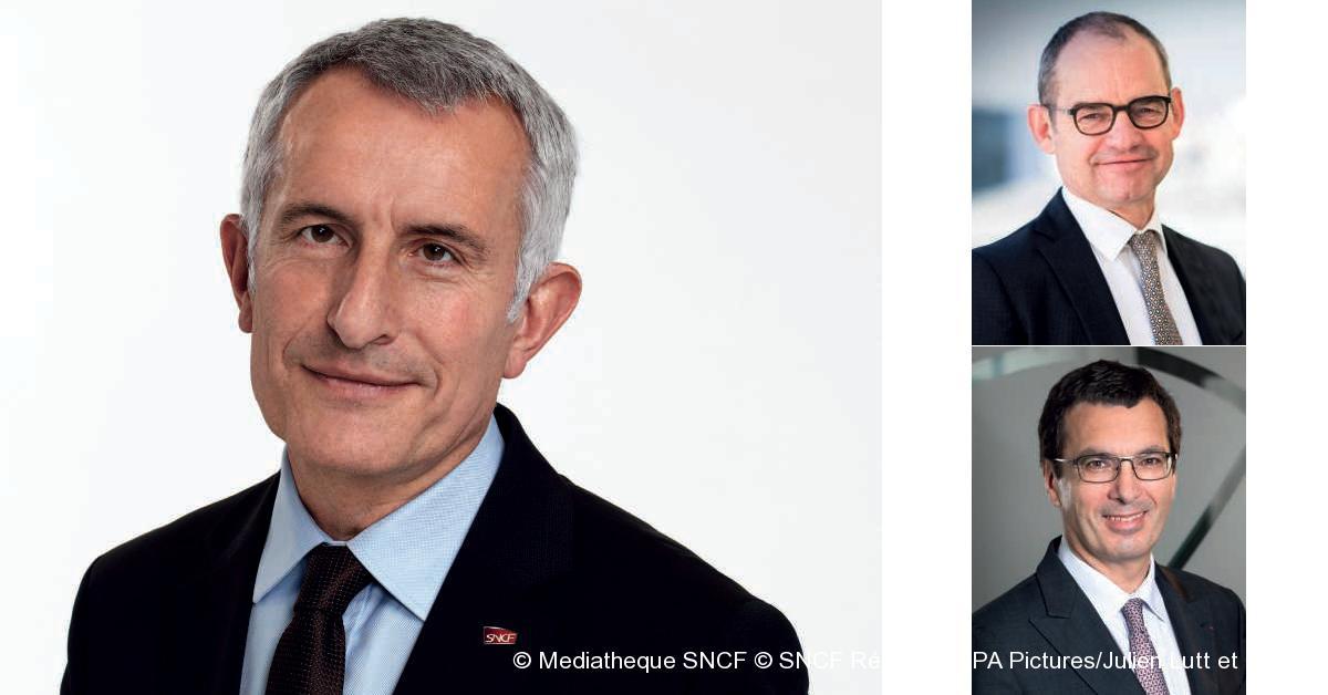 © Mediatheque SNCF © SNCF Réseau/CAPA Pictures/Julien Lutt et © DR