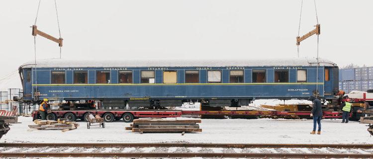 © Xavier Antoinet/Orient Express