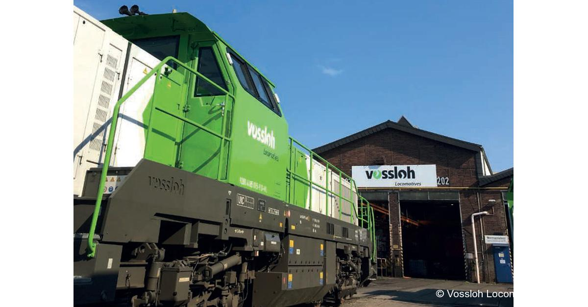 © Vossloh Locomotives GmbH