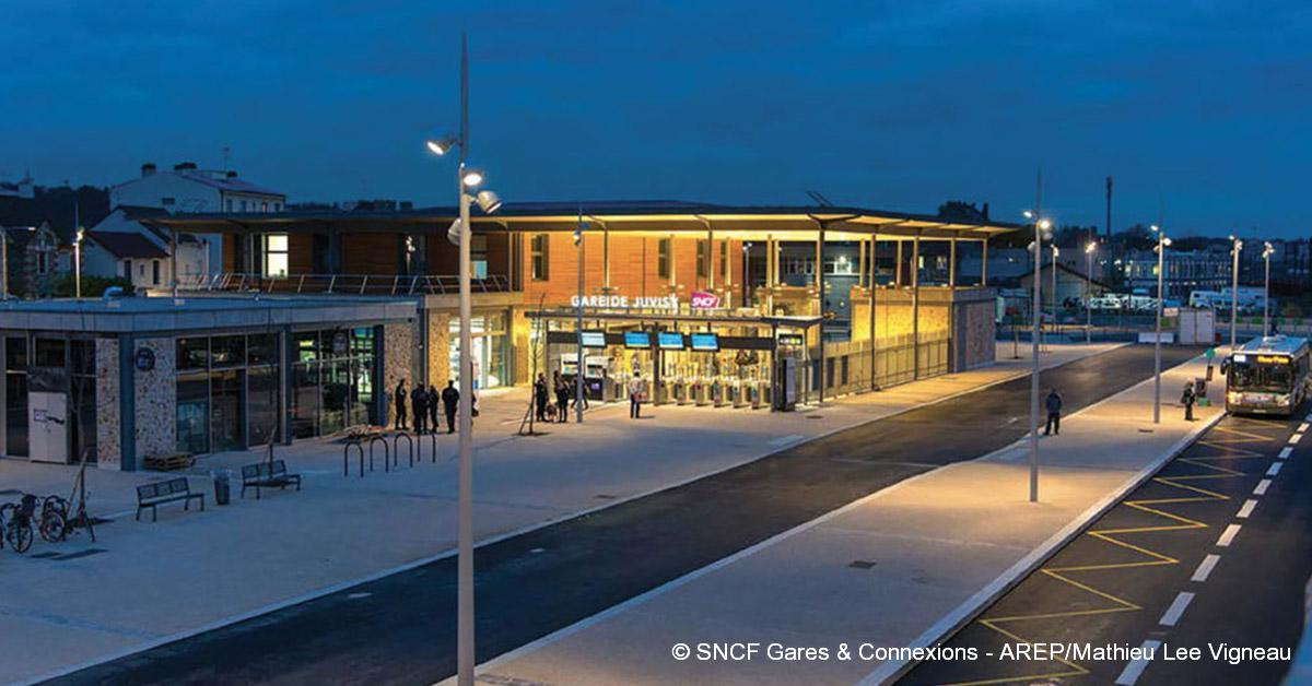 © SNCF Gares & Connexions - AREP/Mathieu Lee Vigneau